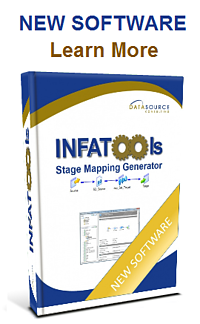 INFATools Data Integration Tool